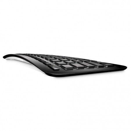 Teclado Wireless USB Arc Keyboard J5D-00006 - Preto - Microsoft - WebLupa