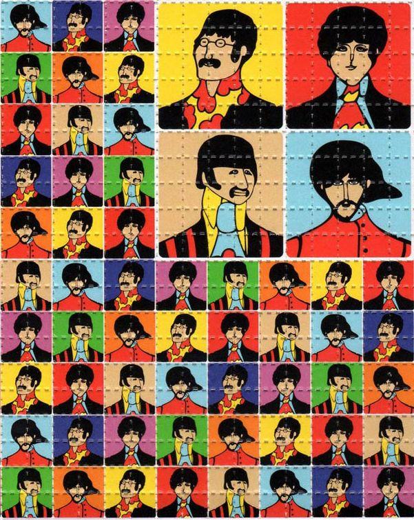 LSD stamps, Yellow Submarine