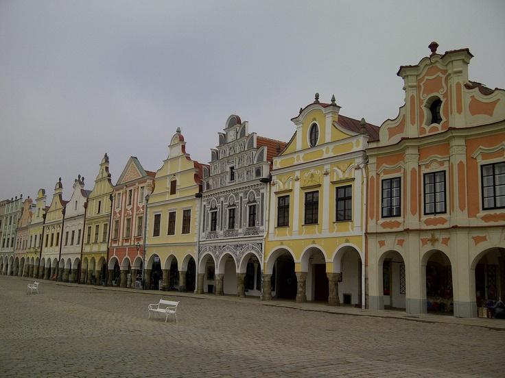 Telc, República Checa