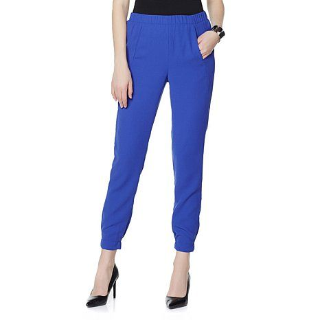 Wendy Williams Lightweight Crepe Pant