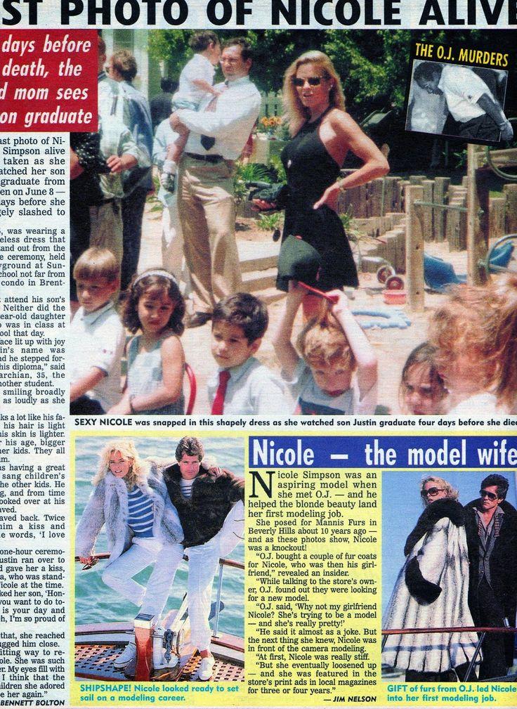 Remembering Nicole Brown Simpson: Nicole, the Model Wife...