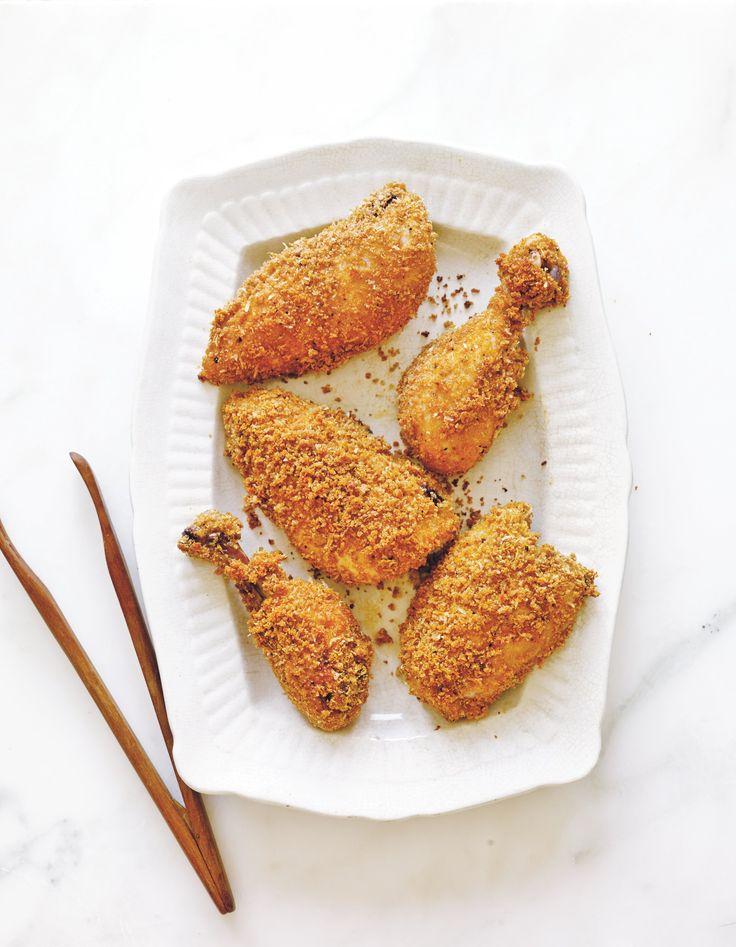 Oprah's Unfried Chicken Recipe   POPSUGAR Food