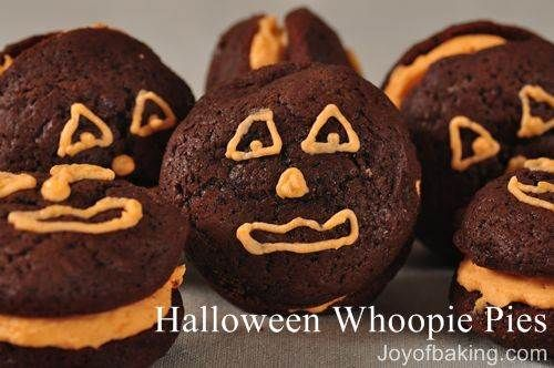 Halloween Whoopie Pies Tested Recipe on Yummly. @yummly #recipe