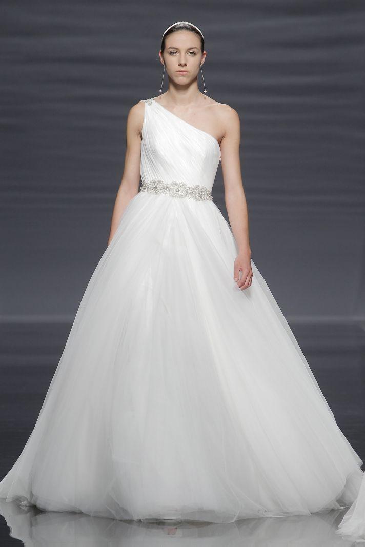 First Look At Rosa Clara 2014 Wedding Dresses