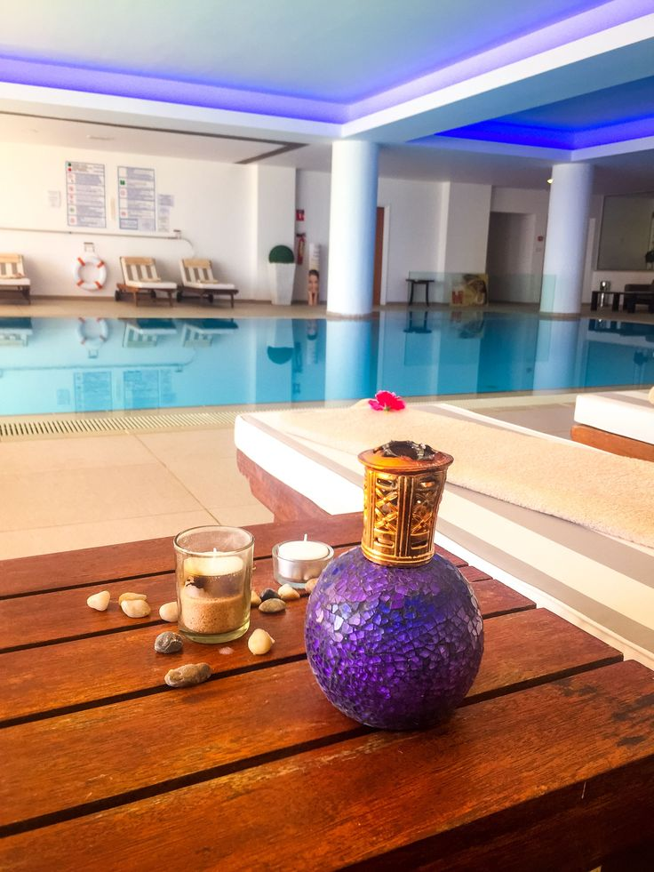 A relaxing ‪#‎spa‬ treatment is not complete without a dip in our indoor pool! http://www.greciansands.com/spa-hotel-cyprus.html