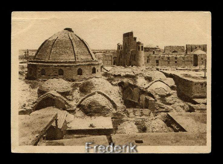 Old Bukhara Uzbekistan Madrasah. Бухара Узбекистан - типы старой Бухары Медресе. - 20$.