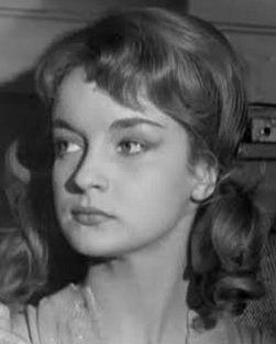 Danièle Lebrun Actrice française naissance: 1937