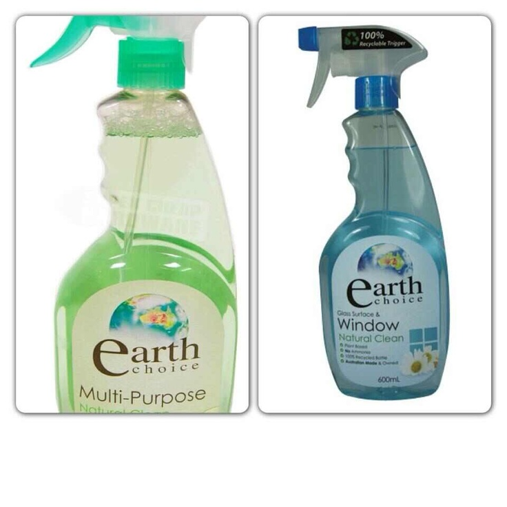Earth Choice - perfect for 'Next To Nothing November'