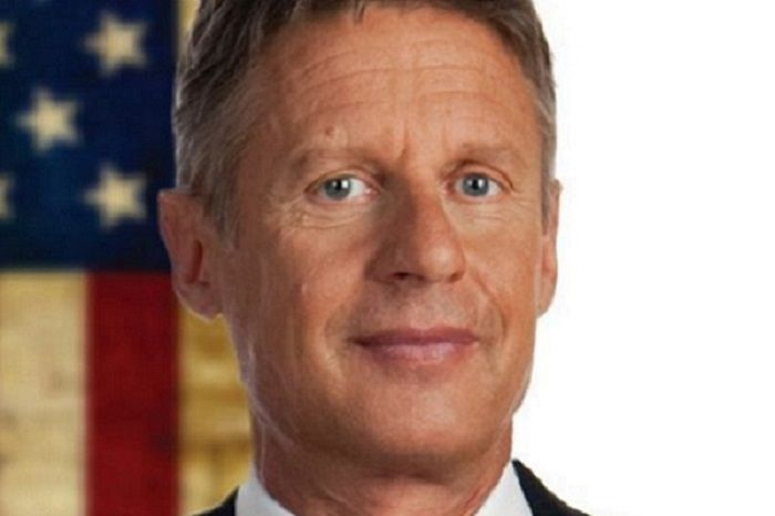 A number of news outlets reported in the month of September 2016 that Libertarian candidate Gary Johnson had announced that struggle in the fight for global warming were fruitless due to the sun would ultimately swallow up and destroy the Earth.