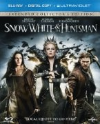 Snow White and the Huntsman (Blu-ray + Digital Copy + UV Copy)[Region Free]:Amazon:Film & TV