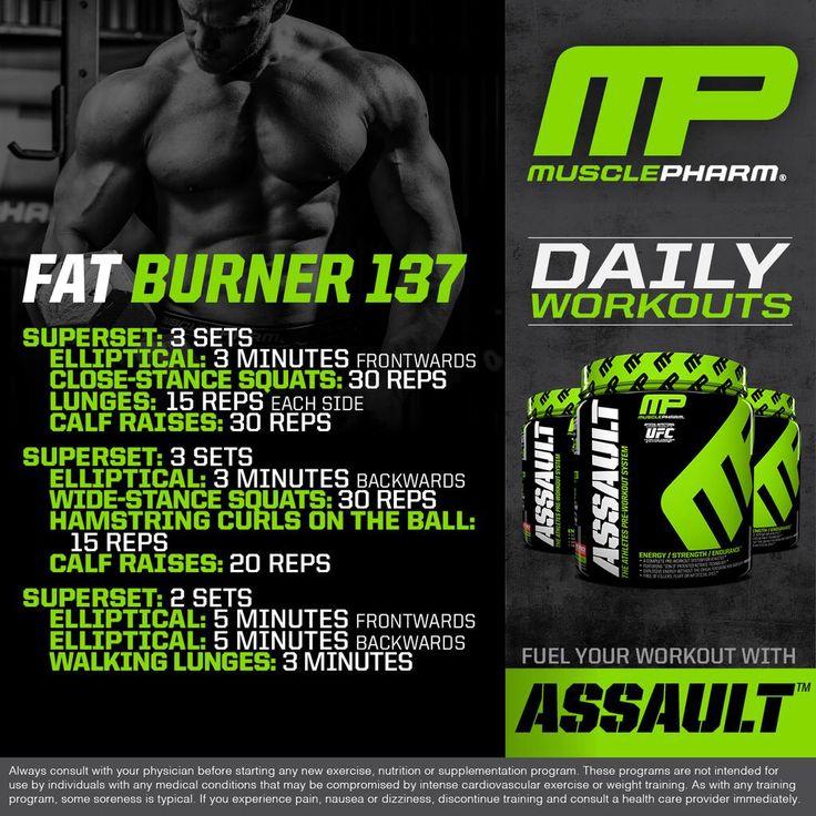 Circuit Workout Fat Burner 137