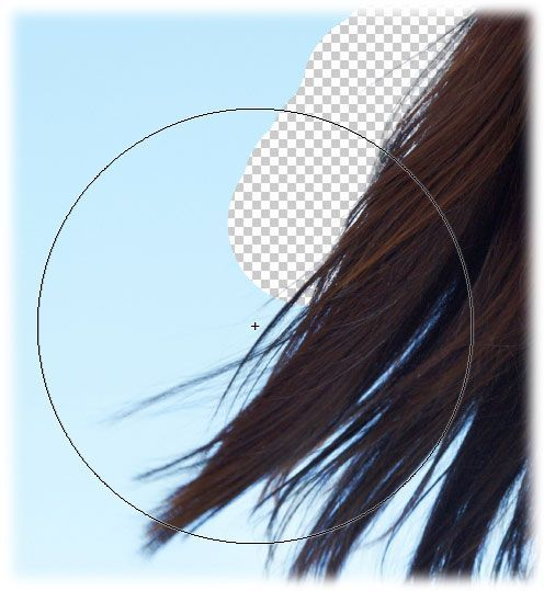 Replacing Backgrounds with Photoshop's Background Eraser | http://PhotoLesa.com