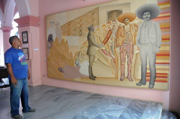 Hay en cada uno de los espacios y salas expositivas del Centro de Arte Contemporáneo Wifredo Lam una obra de arte, un pedazo de recuerdo, una voz que se escucha