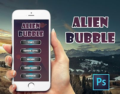"Check out new work on my @Behance portfolio: ""ALIEN BUBBLE"" http://be.net/gallery/34251433/ALIEN-BUBBLE"