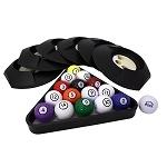 Billar Golf. Divertido set de pelotas de golf y buchacas. 2 en 1 Golf y billar al mismo tiempo. Ideal para jugar en interior de la casa.