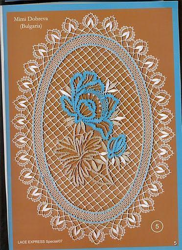 lace express especial 2007 - PAQUITA CALAHORRA - Álbuns da web do Picasa