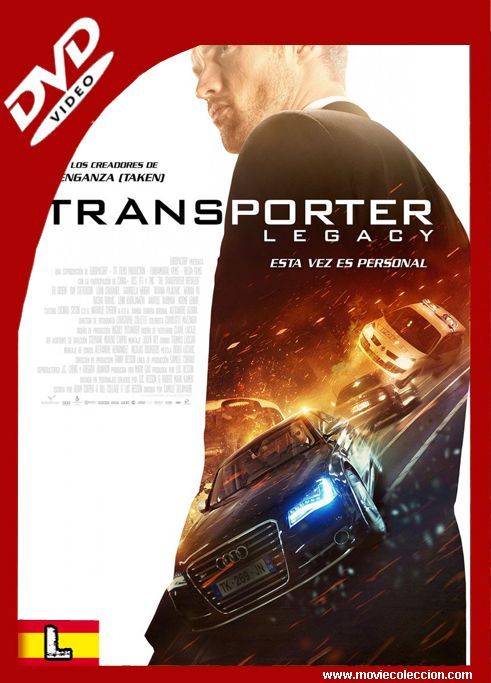 El Transportador Recargado 2015 DVDrip Latino ~ Movie Coleccion
