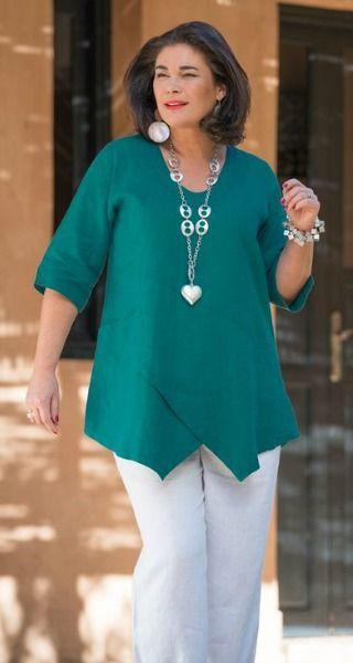 Os adereços ajudam a tornar a roupa mais atraente