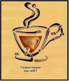 Dicas de Química: Café, uma droga matinal e cotidiana. A cafeína é um alcalóide que age como um potente diurético e estimulante do sistema nervoso.   Ela pode ser encontrada em bebidas tanto como o café, quanto em chás, refrigerantes, e alguns alimentos como no chocolate e medicamentos.   Mas cuidado! Ela é uma droga muito poderosa e detalhe, é aceita socialmente.  Leia mais.