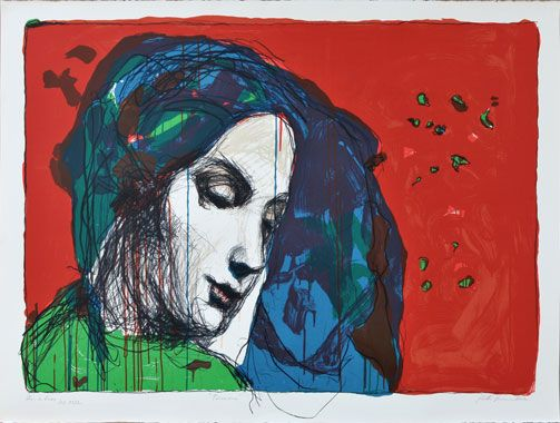 Kuutti Lavonen. Parisiana. XXL ART on Waterloo 503, Bryssel 6.10 - 27.10.2012  Näyttelyn esite