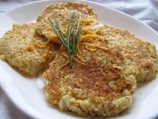 Mennonite Girls Can Cook: Cauliflower & Cheese Cakes