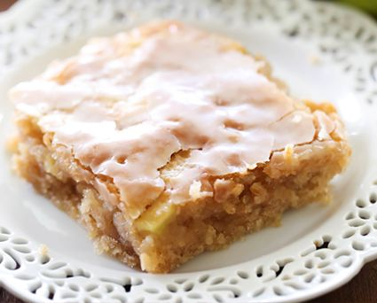 Numar Pastel de manzana con caramelo