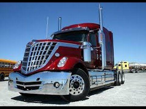 Os Caminhões Internacionais ( Americanos ) Top Caminhões