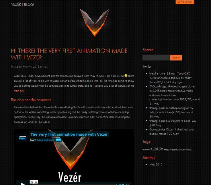 Blog graphic design.
