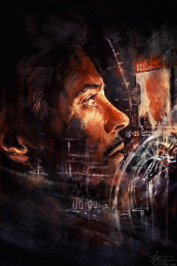 Imágenes: Alice X. Zhang, la diseñadora gráfica que toma al cine como principal fuente de inspiración - ENFILME.COM