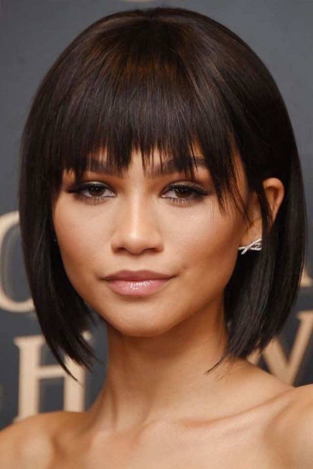 صور قصات شعر قصير 2020 ستلهمك وفقا لشكل وجهك Hair Styles Short Hair Styles Hairstyles With Bangs