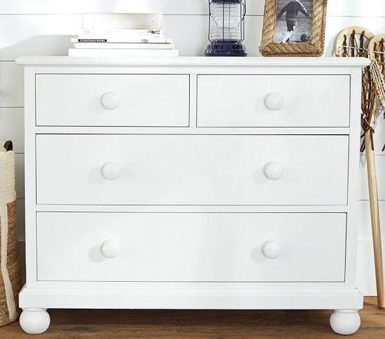 Best Catalina Dresser Kids White Dresser White Chest Of 400 x 300