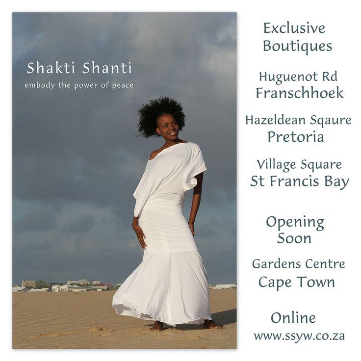 Shakti Shanti Exclusive Boutiques