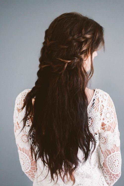 Hair Tutorial // Festival Braids — Treasures & Travels