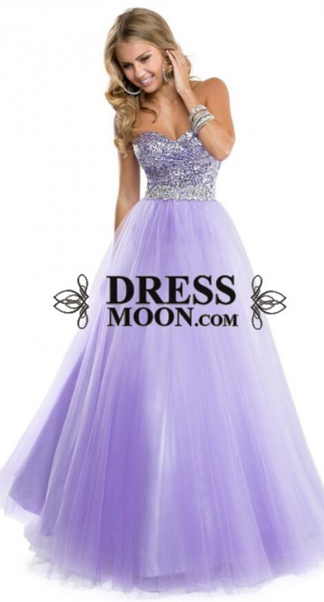 2015 prom dress, ball gown homecoming dress,purple formal dress for teens #promdress #prom2k15
