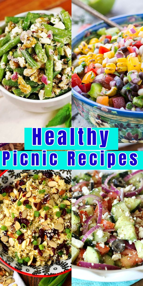 11 unbelievable healthy picnic recipes best ever recipe