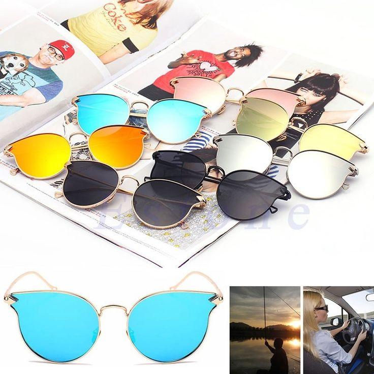 """Солнцезащитные очки """"кошачий глаз"""" с тонкой металлической оправой  и стрелками на дужках (в наличии золотая оправа черная глянцевая линза) - 2"""