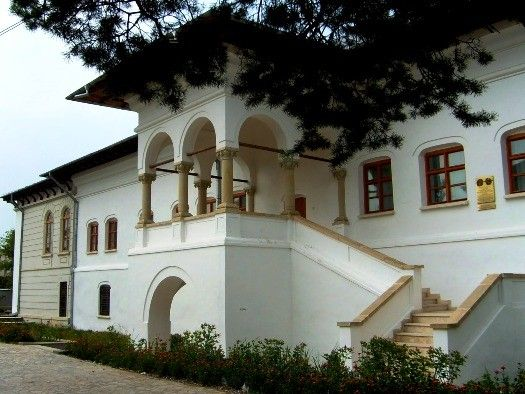 poze Complexul Brancovenesc din Ramnicu Sarat
