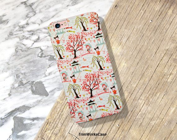 Cherry Blossom Samsung Galaxy S4 Case Tough by TrimWorksCase