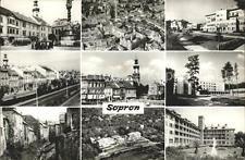 72221342 Sopron Orts und Teilansichten Fliegeraufnahmen Oedenburg