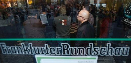 """Insolvenz der """"Frankfurter Rundschau"""" Das Blatt hat sich gewendet    Von Christoph Sydow"""