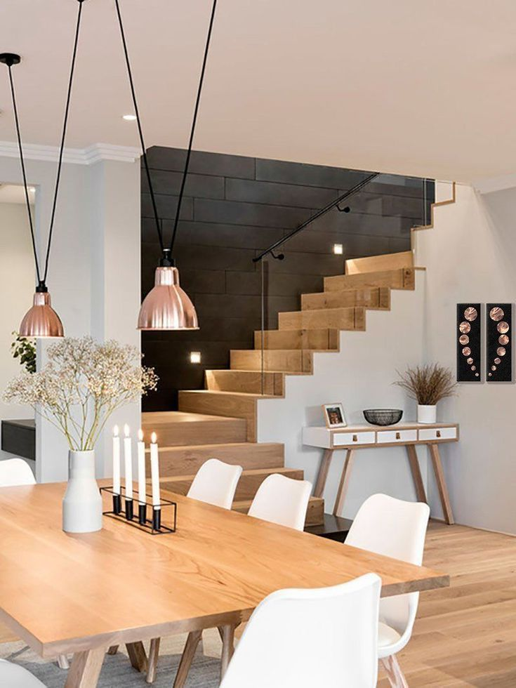 Minimalistischer Stil für Esszimmer ist immer eine gute Idee. Esszimmer muss … #WoodWorking