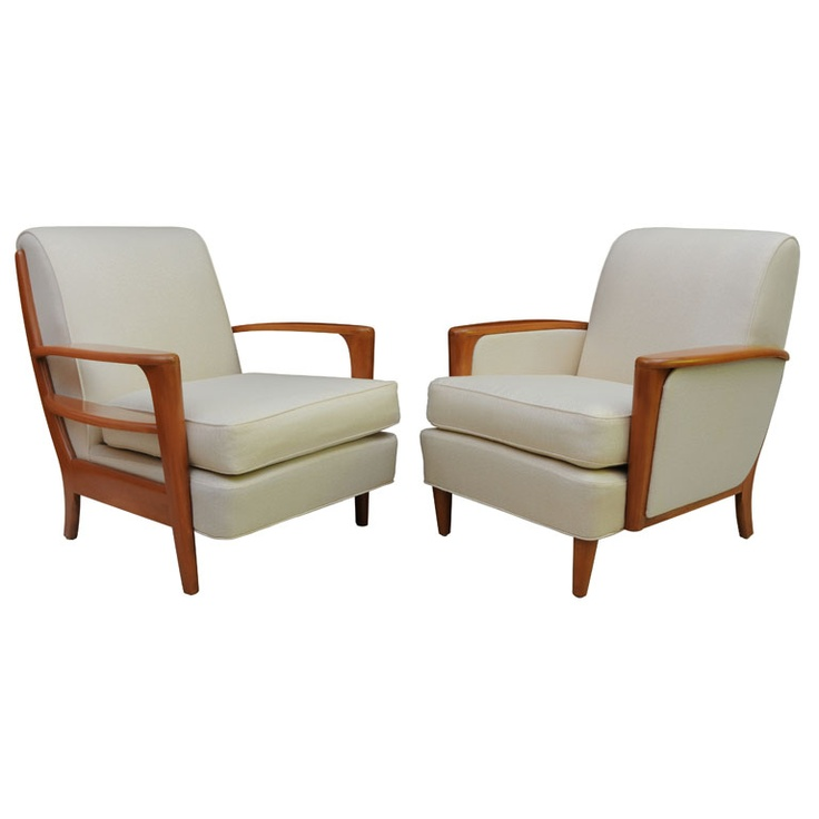 View This Item And Discover Similar Club Chairs For Sale At   Listed Is One Heywood  Wakefield Closed Arm Lounge Chair. Definitely A Room Anchor, ...