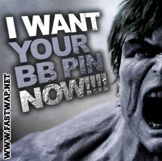bbm pin share