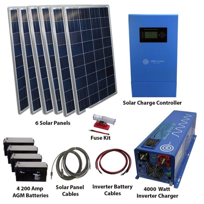 Solar Panel Kits For Small Homes And Cabins Solar Energy Panels Solar Panels Best Solar Panels