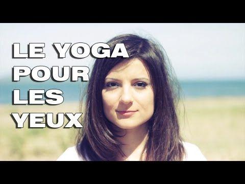 Yoga et sophrologie pour les yeux : anti-fatigue et apaisant