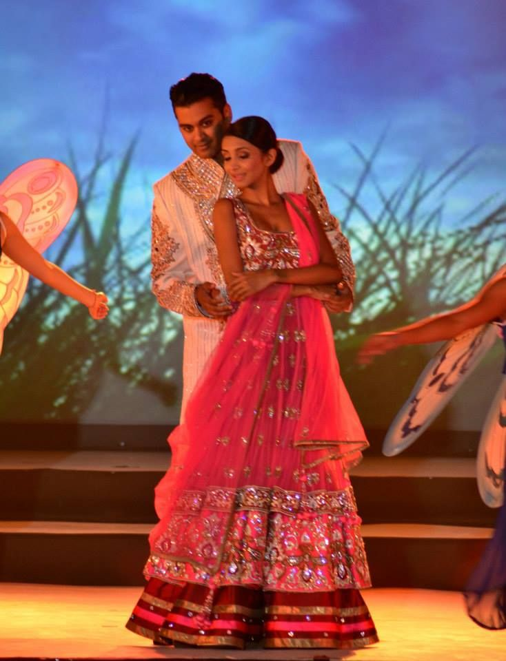 The TITLI act at Kendra , Durban South Africa #EasternBridalFair