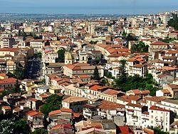 Italy: Lamezia Terme - Beautiful coastline & mountains