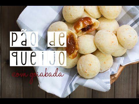 Pão de Queijo com Goiabada - Vai Comer o Quê?