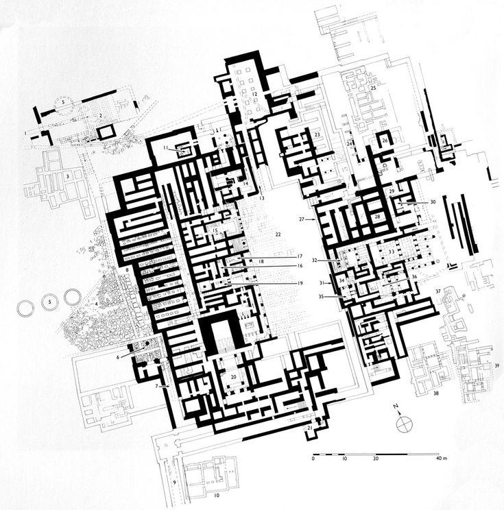 Knossos Plan