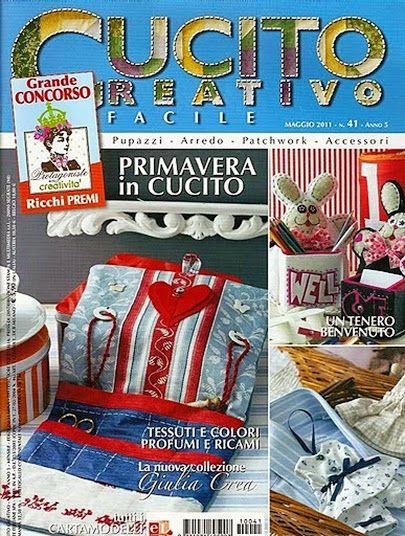 Cucito Creativo 041